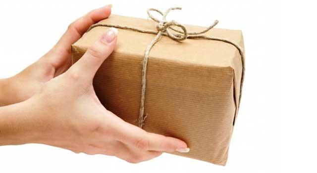 Как доставить подарок в другой город лично в руки 67