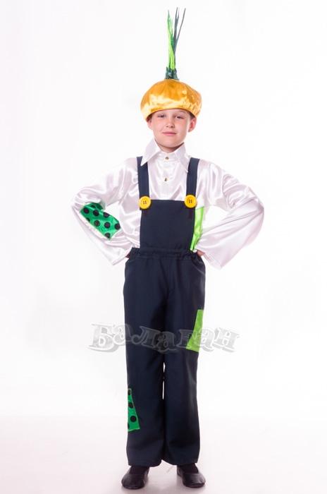 Чиполлино костюм своими руками