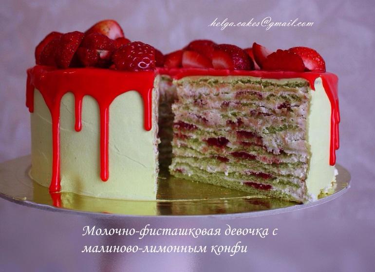 Конфи для торта рецепт