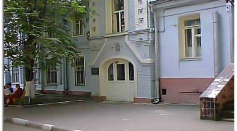 Роддом при Московском