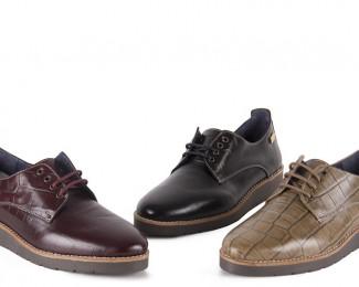 Испанская обувь. Коллекция Осень 2017
