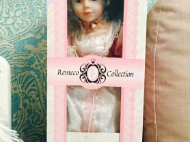 Продаю коллекционную куклу Remeco Collection Porcelain Doll 40 см В коробке