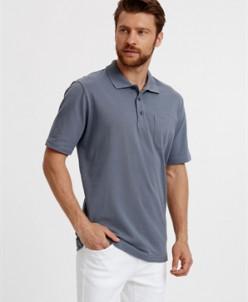 Polo Yaka Kısa Kollu Pike Tişört
