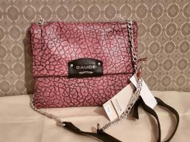 Новая стильная сумка Gaude натуральная кожа