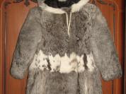 Новая Шубка из меха кролика. Размер 36-40