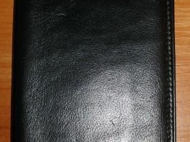 Обложка на права и паспорт Poshete (2 в 1) кожа
