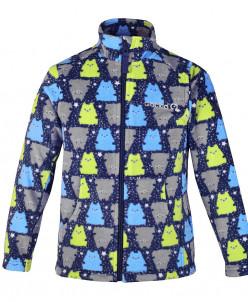 Флисовая куртка Crockid (можно как поддеву)