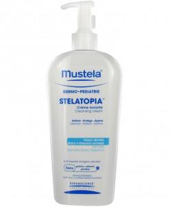 Мустела Стелатопия крем для мытья 200 или 400 мл
