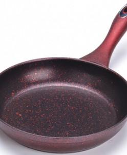 80059 Сковорода 18см алюм/камень Турция MB(х12)
