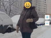 Зимняя куртка для беременных 50-52 р