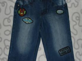 Шорты джинсовые Dopo dopo, 122-128 см