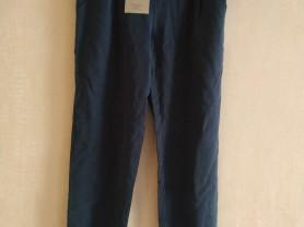Синие брюки Zara на 10-12 лет, новые