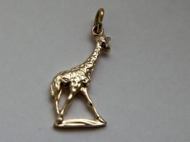Кулон Жираф.