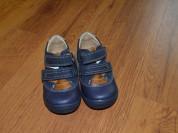 Новые кожаные ботинки KIDTEX 22р. (стелька 14 см)