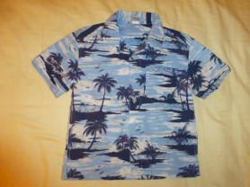 рубашка-гавайка Old Navy на 4-5лет