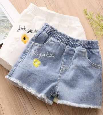 Джинсовые шорты BabyKids Element d162