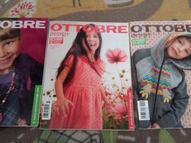 журналы по шитью ottobre