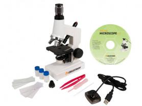 Цифровой микроскоп Celestron