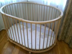 Кровать манеж Geuther Baby Parc