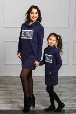 """Комплект мама+сын """"BOY\GIRL"""""""