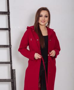 Пальто 20260 (серый)