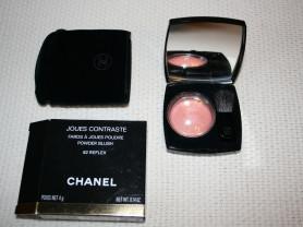 Новые румяна Chanel joues contraste