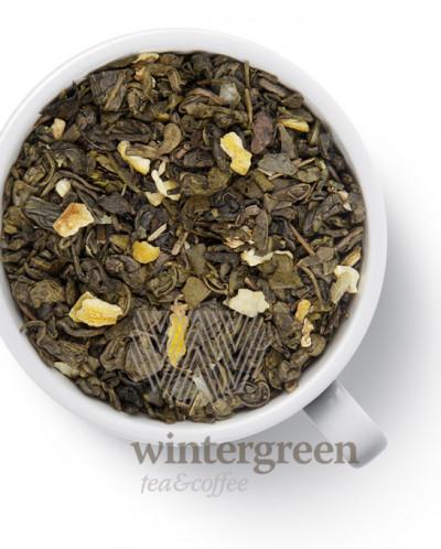 "Чай Gutenberg зеленый ""Ганпаудер Граф Грей"