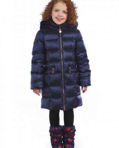 Пальто для девочки - синтепух