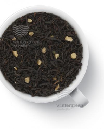 Чай Gutenberg черный ароматизир. Марципан, 100 гр