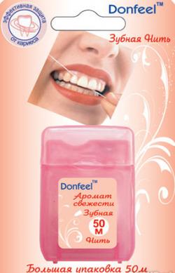 Зубная нить Donfeel UF-623