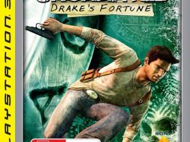 "Uncharted Drake""s Fortune Platinum для PS3"