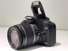 Зеркальный фотоаппарат Canon EOS 500D