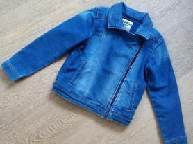 OshKosh B'gosh джинсовая куртка-косуха, 6 лет