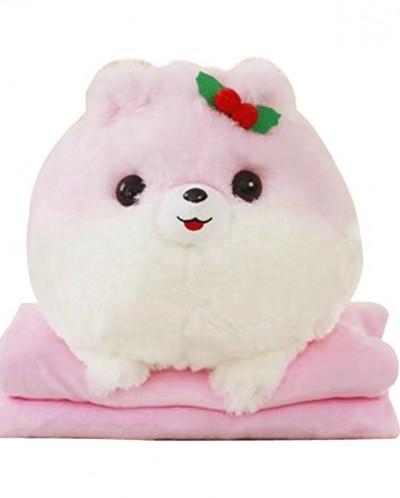 2 in 1 Pillow Blanket Plush Stuffed Animal Toys