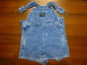 шорты-полукомбинезон OshKosh на 2-летнего