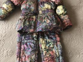Зимний костюм  Via Lattea размер 122