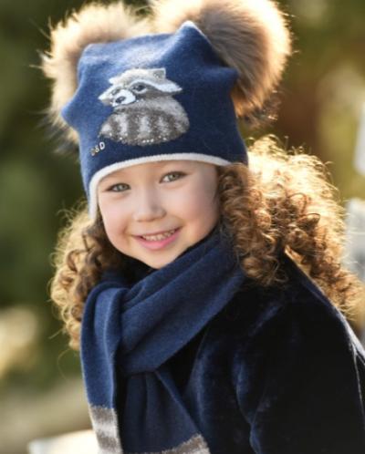 ПИККОЛО комплект (шапка, шарф)