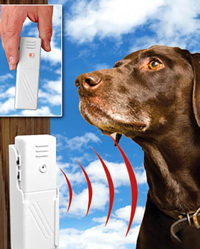 Ультразвуковой подавитель лая (отпугиватель от собак)