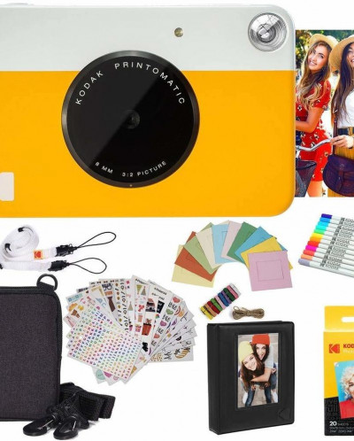 Kodak Printomatic Instant Camera комплект