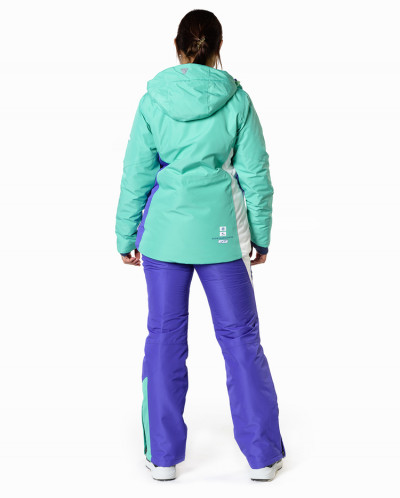 Куртка Snow Headquarter V-8765, Мятный