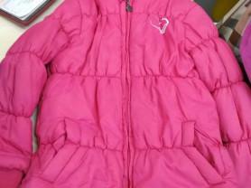 Куртка демисезонная для девочки 4-6 лет