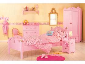 Кровать PRINZESSIN 90×200см