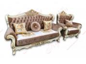 Новый Шикарный диван и два кресла