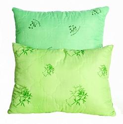 Подушка детская Бамбуковое волокно 40х60см (тик)