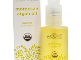 Органическое, марокканское аргановое масло 100 %.