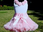 Комплект пышная юбка Tutu и топ на 2-4 года