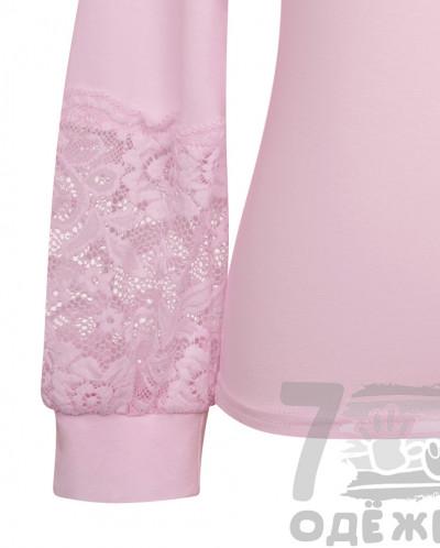 Водолазка для девочки с длинным рукавом