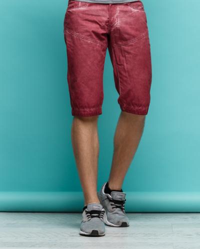Мужские шорты Дарен красный