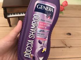 Крем -гель для душа +шампунь Genera, Италия