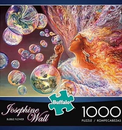 Buffalo Games Josephine Wall: Bubble Flower - 1000